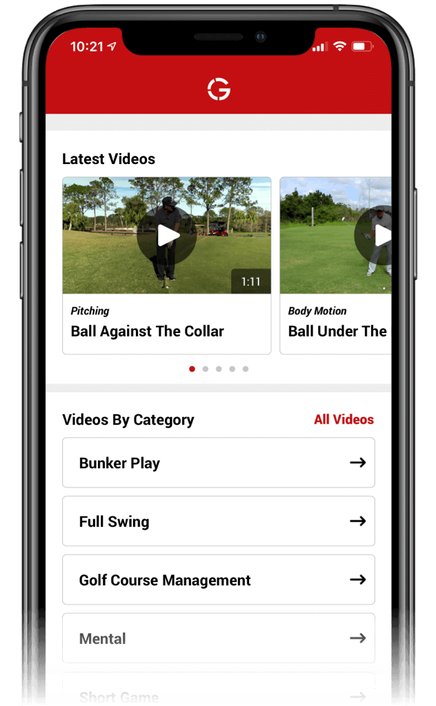 SwingU Academies - Video Library